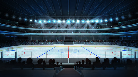 sport arena rendering my own design