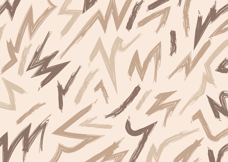 Bold Scribble abstract background