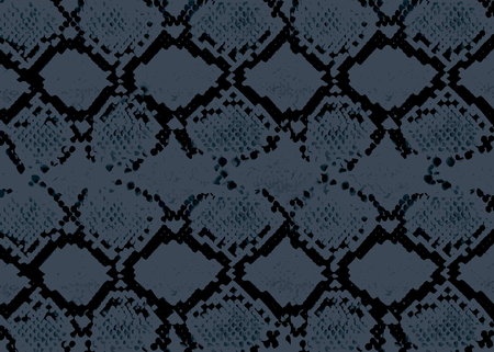 Snake skin abstract pattern. Vector background illustration for web, decor, fashion, graphic, surface design