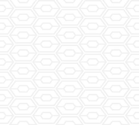 Abstract hexagon seamless pattern. Subtle space age background. Vector illustration for surface design, print, poster, icon, web, graphic designs. 向量圖像
