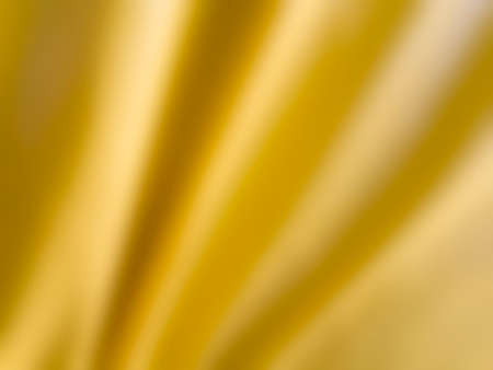 Yellow and white wave is a surface with elegant wrinkle waves. luxurious background design