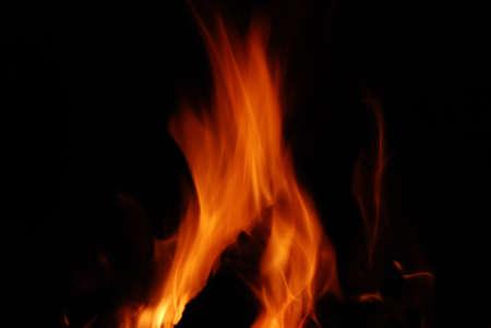 stoking: Fire Stock Photo