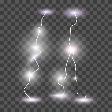 effect: Lightning light  effect