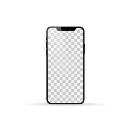 Mockup smartphone pro screen.
