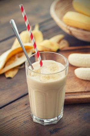 licuado de platano: Banana Smoothie
