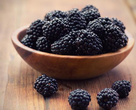 black berry: Blackberries Stock Photo