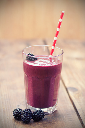 Blackbarry  Smoothie