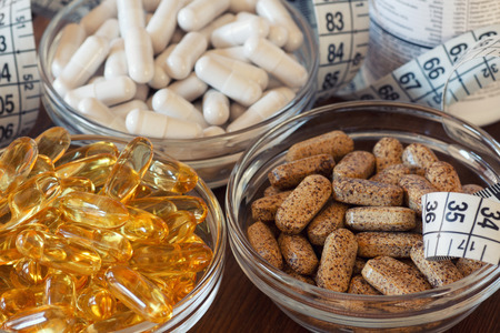 nutritional: Nutritional supplements in capsules and tablets.
