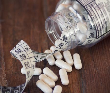 gordos: Los suplementos nutricionales en c�psulas