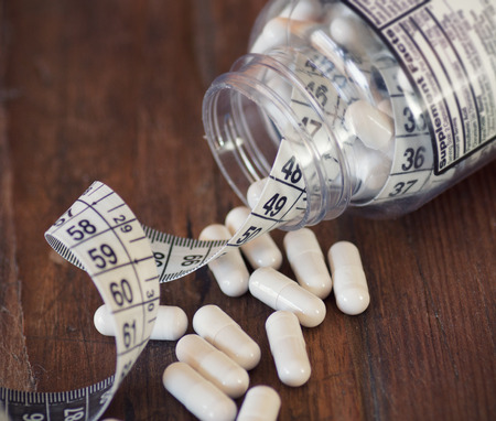 burner: Nutritional supplements in capsules