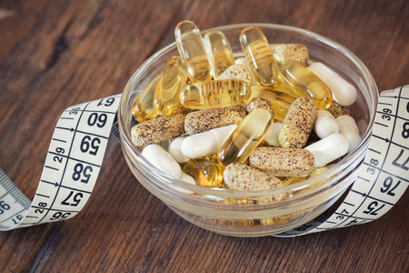 preventative: Nutritional supplements in capsules and tablets.