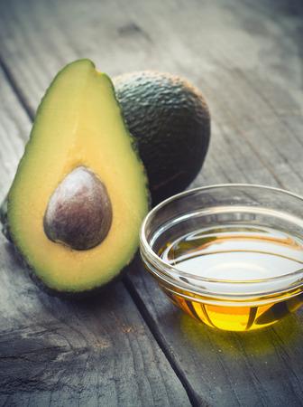Avocado Oil Stockfoto