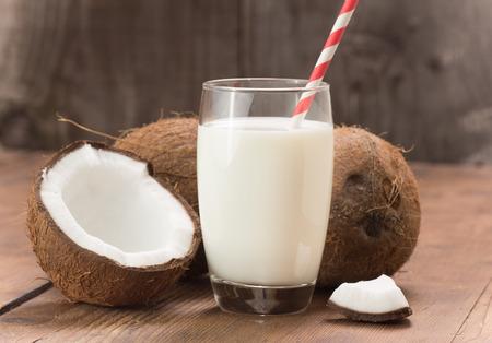Coconut Milk Stok Fotoğraf