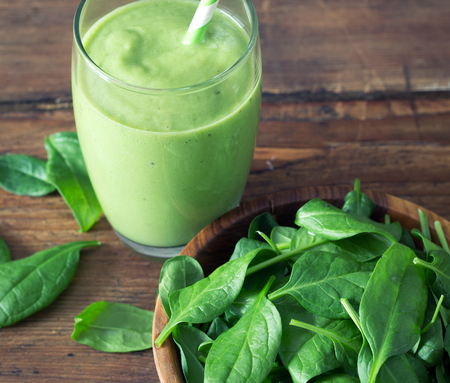 Spinach smoothie Zdjęcie Seryjne
