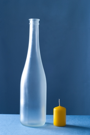 things that go together: Bottle Stock Photo