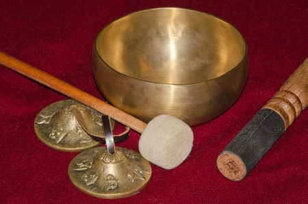 rin gong: Singing bowl