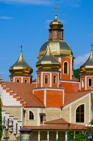 Church of St. John the Baptist, Yaremche, Ukraine