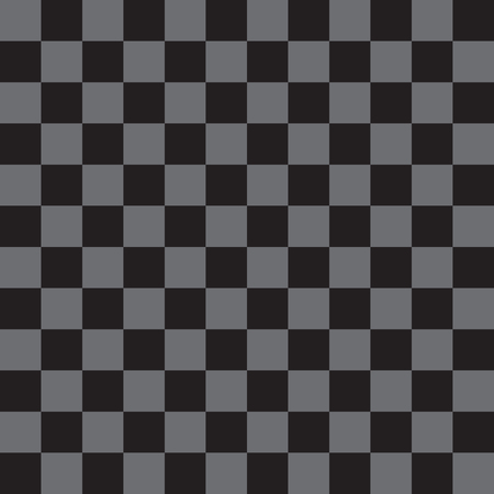Vector vintage Black and gray checkered background Vettoriali