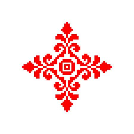 Vector Same ornate Illustration