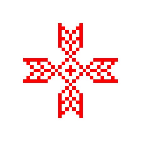 Symbol of the harvest Sporesh Иллюстрация
