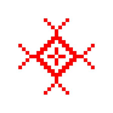 수확 Yarilo의 상징 일러스트