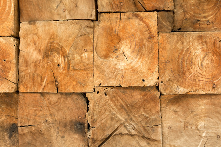 wooden wall texture or backgrpund. Stock Photo