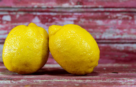Sicilian lemon is a great source of vitamin C and citric acid, which can increase the absorption of iron from other foods, helping to prevent disease. Ingredient for juices and sweets. 版權商用圖片