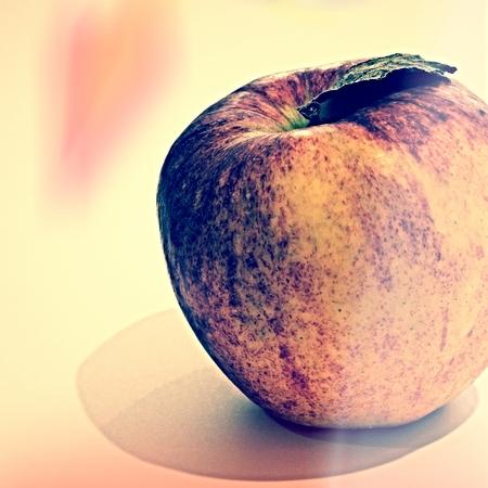 Apple close-up