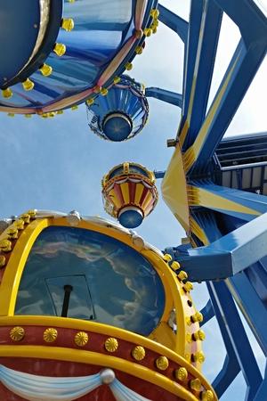 Ferris wheel for children