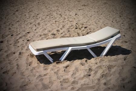 해변 의자