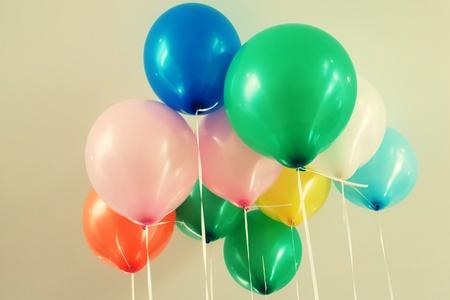 Party balloons Standard-Bild - 101742530