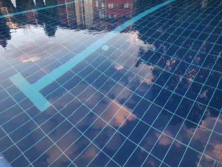 swimming pool Standard-Bild - 116295710