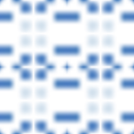 Seamless pattern with a blurry image vector illustration.