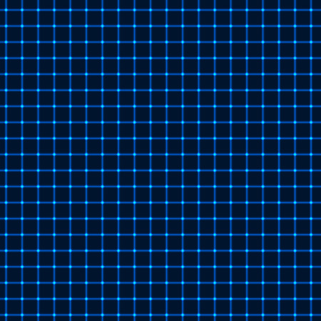 light backround: Neon blue grid pattern on black background