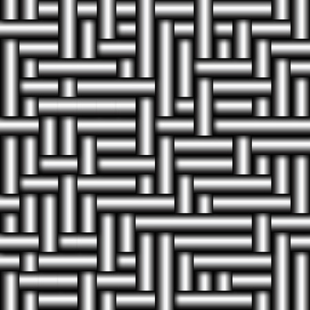 Tube or pipe seamless pattern or background