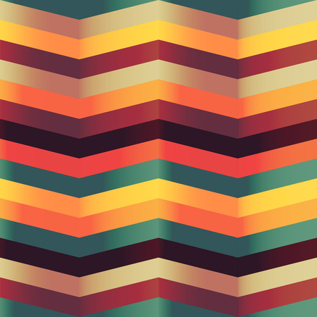 chevron seamless: ZigZag chevron seamless pattern or background with shadow