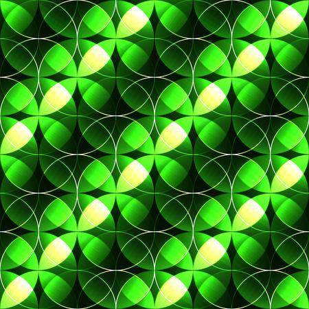 cloverleaf: Cloverleaf green seamless background