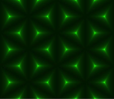 Green dark triangle low polygon seamless background