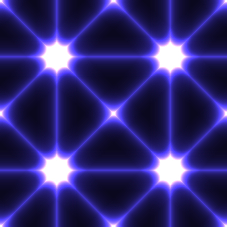 rance: Dark seamless background with shine glow laser blue conected points