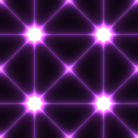 rance: Dark seamless background with shine glow laser violet conected points
