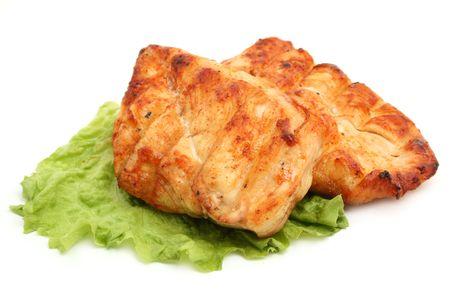 chicken breast: chicken breast Stock Photo