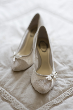healed: high heal or high healed wedding shoes