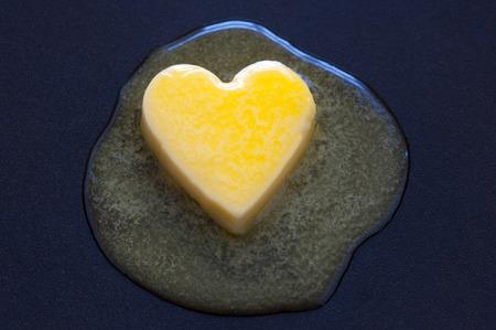 grasas saturadas: colesterol saludable para el corazón