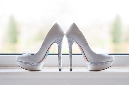 diamante: brides wedding shoes