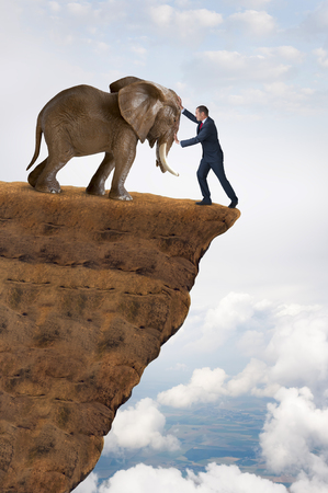 business strength concept
