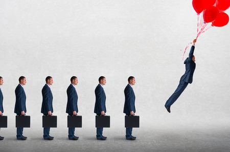 비즈니스 성공 개념 스톡 콘텐츠