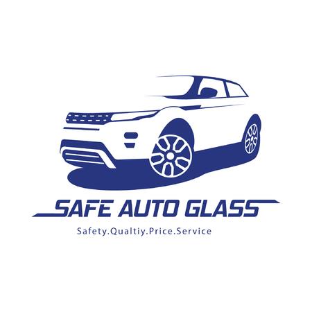 Professional Car Logo
