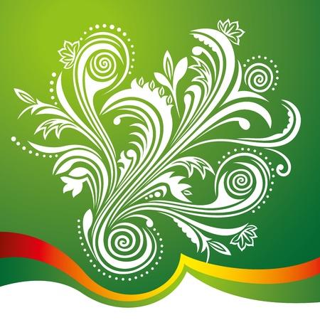 taberna: vector de papel tapiz de fondo con elementos de costura y decoraci�n