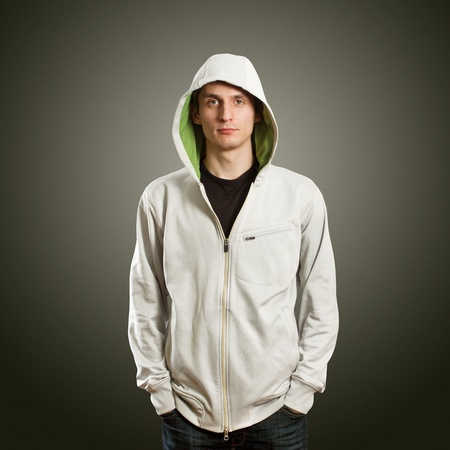 casual male, looking on camera Stock Photo - 10913415