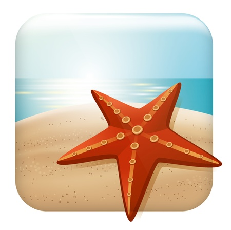 Traveling concept. Vector app icon for web applications Stock Vector - 20710141